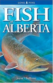 Cover of: Fish of Alberta