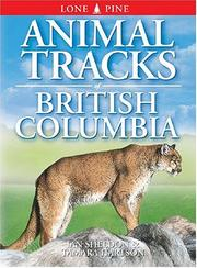 Cover of: Animal Tracks of British Columbia (Animal Tracks)