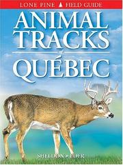 Cover of: Animal Tracks of Quebec