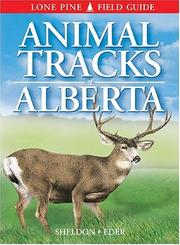Cover of: Animal Tracks of Alberta