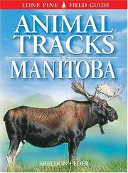Cover of: Animal Tracks of Manitoba
