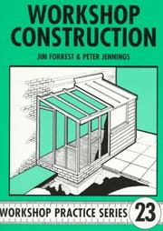 Cover of: Workshop Construction