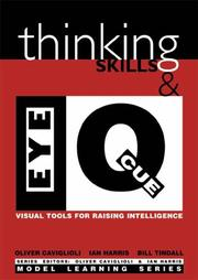 Cover of: Thinking Skills and Eye Q: