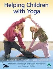 Cover of: Helping Children With Yoga
