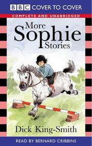 Cover of: More Sophie Stories (Cover to Cover)