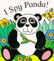 Cover of: I Spy Panda (I Spy Eyes)