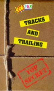 Cover of: Tracks and Trailing (Spy File)