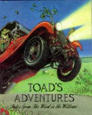 "Cover of: Toad's Adventures (Tales from the ""Wind in the Willows"")"
