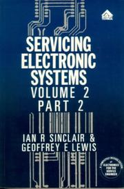 Cover of: Servicing Electronic Systems Series: Volume 2 Part 2