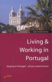 Cover of: Living and Working in Portugal