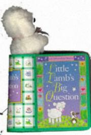 Cover of: Little Lamb's Big Question (Little Hugs Books)