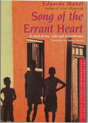 Cover of: Song of the Errant Heart