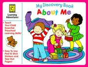 Cover of: My Discovery Book About Me (My Discovery Books)