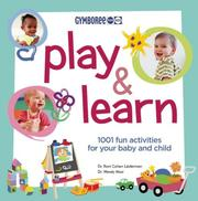 Cover of: Gymboree Play and Learn