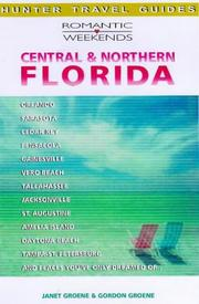 Cover of: Central & Northern Florida (Romantic Weekends Central & Northern Florida)