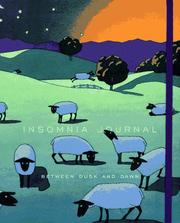 Cover of: Insomnia Journal