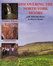 Cover of: Discovering the North York Moors (Discovering Yorkshire)