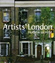 Cover of: Artists' London