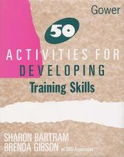 Cover of: 50 Acts for Developing Training Skills