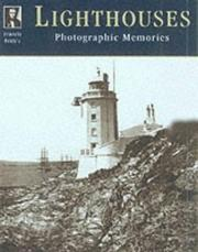 Cover of: Francis Frith's Lighthouses. (Photographic Memories)