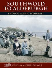 Cover of: Francis Frith's Southwold to Aldeburgh (Photographic Memories)