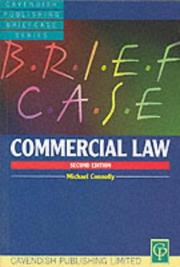 Cover of: Commercial Law (Briefcase)