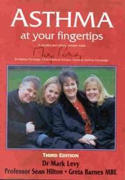 Cover of: Asthma at Your Fingertips (At Your Fingertips) (At Your Fingertips)