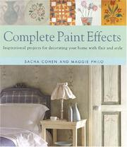 Cover of: Complete Paint Effects