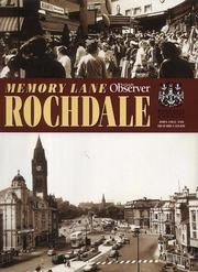 Cover of: Memory Lane Rochdale (Memory Lane)