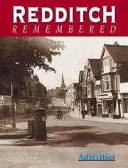Cover of: Redditch Remembered