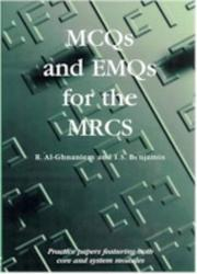 Cover of: MCQs and EMQs for the MRCS