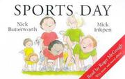Cover of: Sports Day! (Book & Tape)