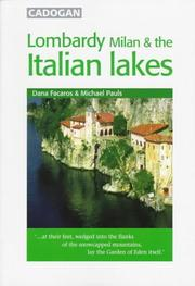 Cover of: Lombardy Milan & the Italian Lakes (2nd ed)