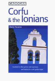 Cover of: Corfu & the Ionians
