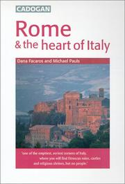 Cover of: Rome & the Heart of Italy