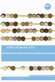 Cover of: Population Politics