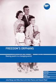 Cover of: Freedom's Orphans