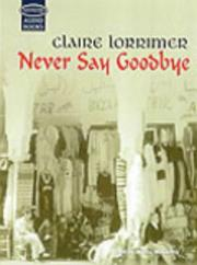 Cover of: Never Say Goodbye