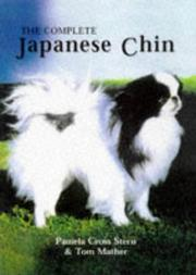 Cover of: The Complete Japanese Chin (Book of the Breed)