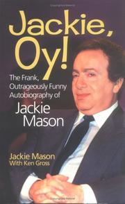 Cover of: Jackie, Oy!