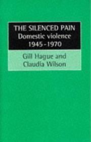 Cover of: Silenced Pain