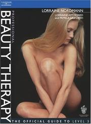 Cover of: Professional Beauty Therapy:The Official Guide to Level 3 (Hairdressing & Beauty Industry Authority)