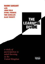 Cover of: The Learning Divide