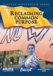Cover of: Reclaiming Common Purpose