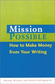 Cover of: Mission Possible
