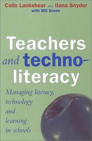 Cover of: Teachers and Techno-Literacy
