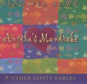 Cover of: Angela's Mandrake and Other Feisty Fables