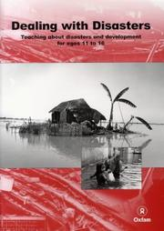 Cover of: Dealing with Disasters (Global Issues for Secondary Schools)