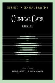 Cover of: Clinical Care