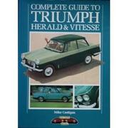 Cover of: Complete Guide to Triumph Herald and Vitesse